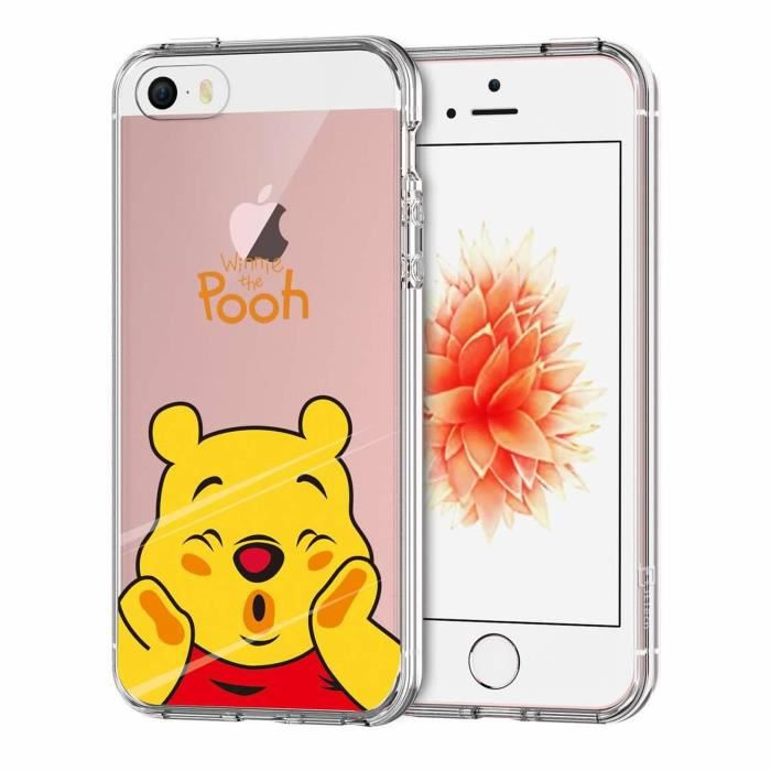 coque iphone 8 winnie