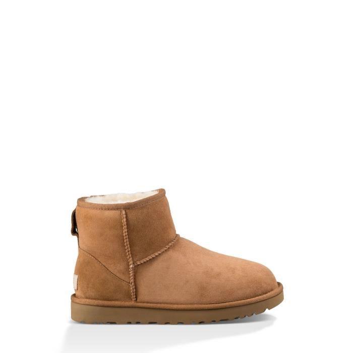 ugg bottes femme marron