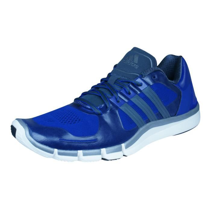 adidas Adipure 360.2 Hommes Courir Baskets Chaussures Violet 8.5