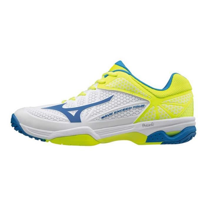 competitive price b9e16 69737 Chaussures homme Tennis Mizuno Wave Exceed Tour 2 Ac