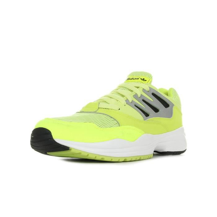 69d70075f4950 Baskets adidas Originals Torsion Allegra Jaune Jaune, gris - Achat ...