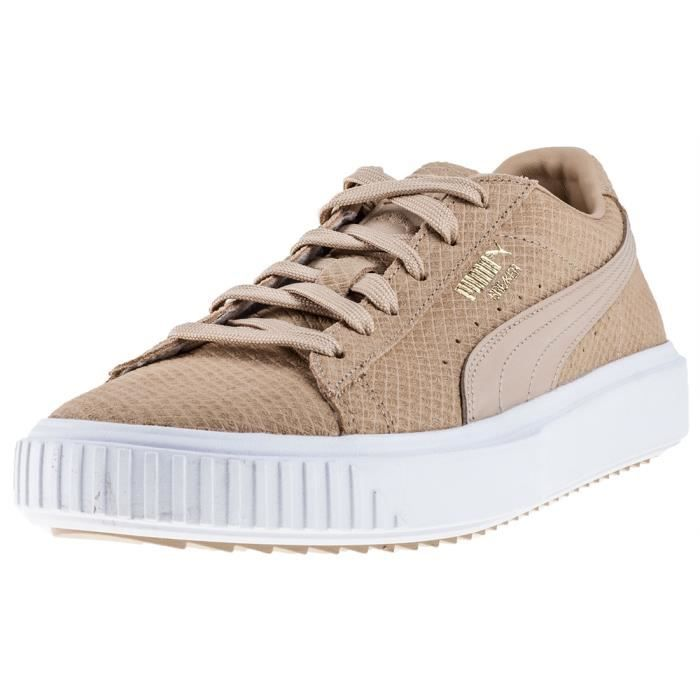 Puma Roma Natural Warmth Hommes Baskets Blanc 9 UK Blanc