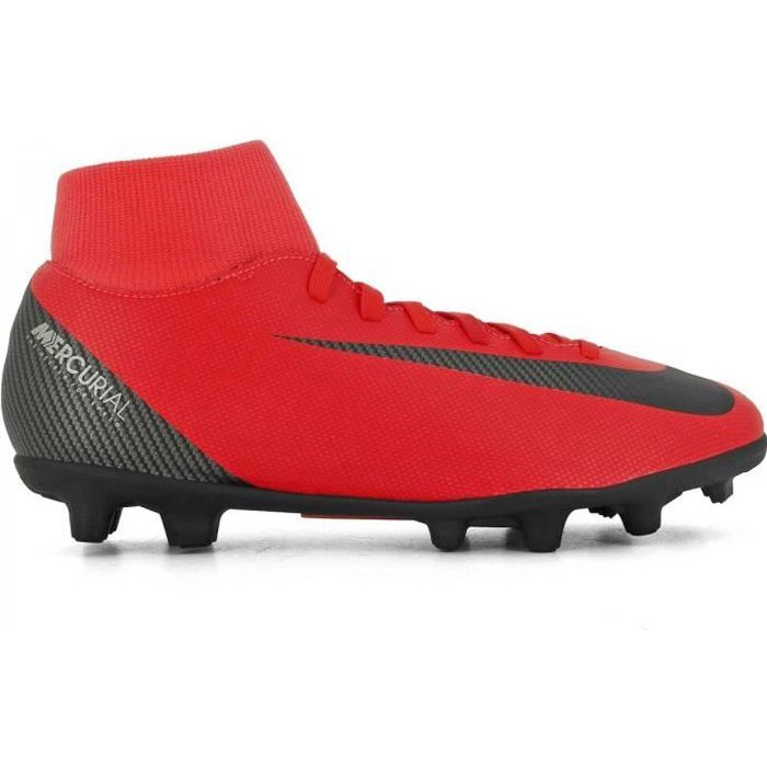 huge discount 873b8 e7468 Chaussure de football Nike Mercurial Superfly VI Club CR7 MG - AJ3545-600