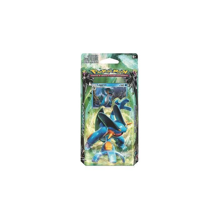 CARTE A COLLECTIONNER Pokemon Soleil Et Lune Deck Laggron - Starter Furi