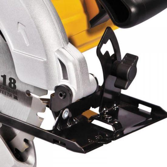 DeWalt DWE560L compact scie circulaire 184mm 110V