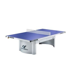 Table tennis de table achat vente table tennis de table pas cher cdiscount - Table ping pong cornilleau outdoor ...