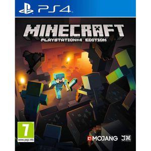 JEU PS4 Minecraft Jeu PS4