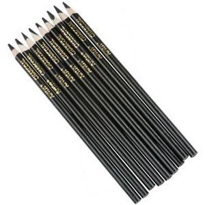 FUSAIN - SÉPIA  Coffret de 10 crayons fusain charbon pour dessin e