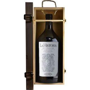 VIN ROUGE IGT Toscana La Historia Di Italia 1 bouteilles MAG