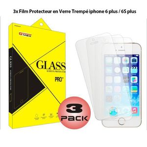 film protecteur iphone 6 achat vente film protecteur iphone 6 pas cher cdiscount. Black Bedroom Furniture Sets. Home Design Ideas