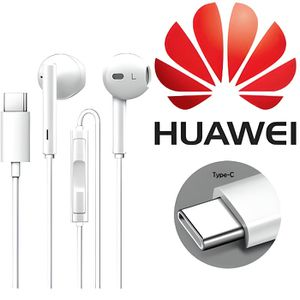 CASQUE - ÉCOUTEURS Huawei P20 Pro Mate10 Casque filaire USB Type-C st