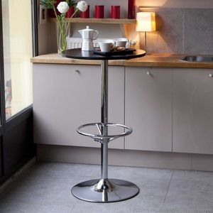 Table bar ronde achat vente table bar ronde pas cher - Table de bar ronde ...