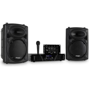 PACK SONO Ibiza DJ300MK2 Disco Sound Set sono pour DJ pro, P
