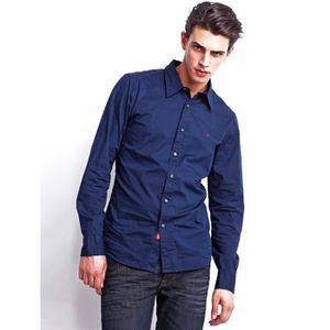 CHEMISE - CHEMISETTE Chemise M4738C Night Blue - Replay M4738C Night Bl