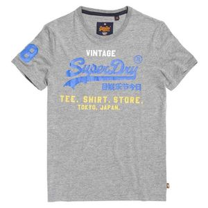 T-SHIRT Vêtements homme T-shirts Superdry Shirt Shop Tri 5fa4bd6f10d0