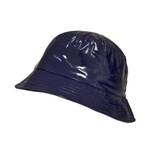 CHAPEAU - BOB Cire imperméable de femmes Style Bucket Chapeau de