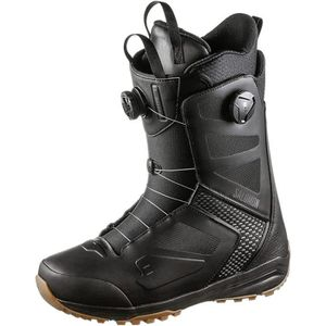 BOTTINE SALOMON DIALOGUE FOCUS BOA Boot 2020 black-black-g