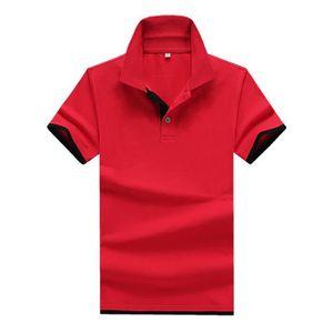 JAKO Polo équipe Messieurs Bordeaux Polo Shirt T-shirt manches courtes Sport Fitness
