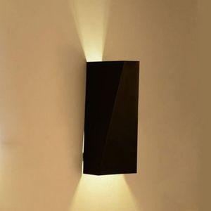 APPLIQUE  Moderne Aluminium LED Applique Murale Interieur Éc