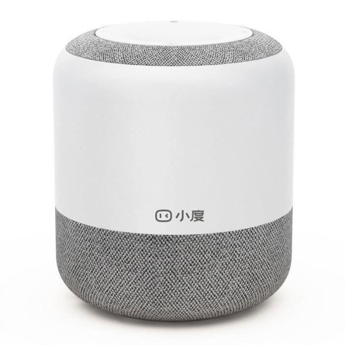 Haut-parleur intelligent Xiaodu,Haut-parleur Bluetooth sans fil Wi-Fi à domicile,Assistant vocal artificiel
