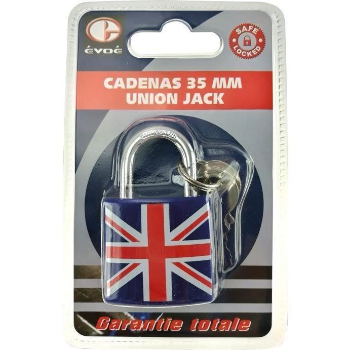 EVOE - Cadenas 35mm Union Jack