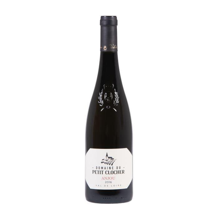 Domaine du Petit Clocher 2018 A.O.C Anjou vin Rouge Vallée de la Loire