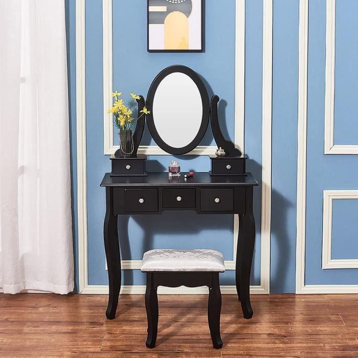 Coiffeuse nordique chambre coiffeuse minimaliste moderne appartement petit appartement simple mini coiffeuse avec tiroirs438