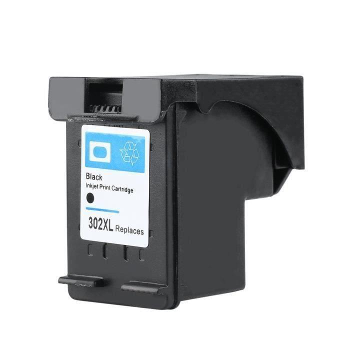 Cartouches d 'encre noire non OEM HP 302 - 302XL pour HP Deskjet 3630