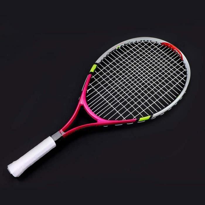 Petyoung Raquette de Tennis pour Enfants Raquette de Tennis Junior Sportive pour L'entraînement Raquette de Tennis de 23 Pouces[186]