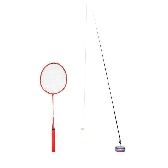 REGAIL Badminton Trainer Robot Professional Stretch Badminton Training Tool Exercise Self-study Practice Machine Rebound