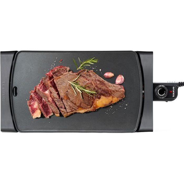 Taurus Steakmax 2600 - Plancha électrique 2600W