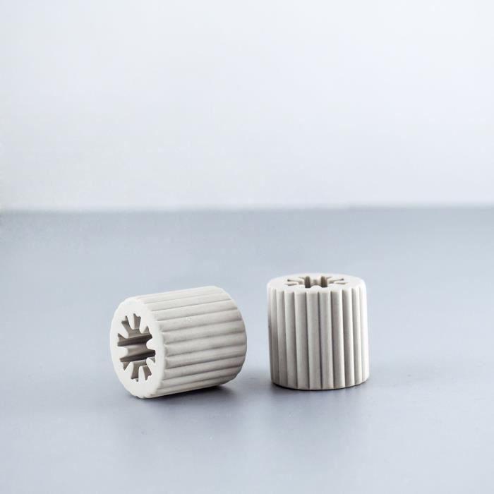 LES VERTS MOUTONS Tube de céramique pour les toilettes - Composé d'argile fermentée à l'aide de micro-organismes