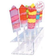 Présentoir à Cake Pops, Sucettes Ou Push Cakes