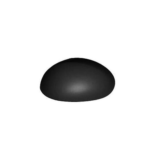 Coque rétroviseur extérieur droit TOYOTA AYGO I phase 2, 2009-2012, noire, Neuve.