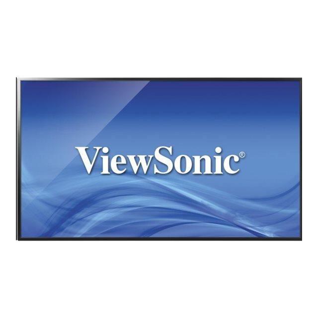 VIEWSONIC CDE4302 Classe 43- écran DEL - Signalisation numérique - 1080p (Full HD) - LED à éclairage direct