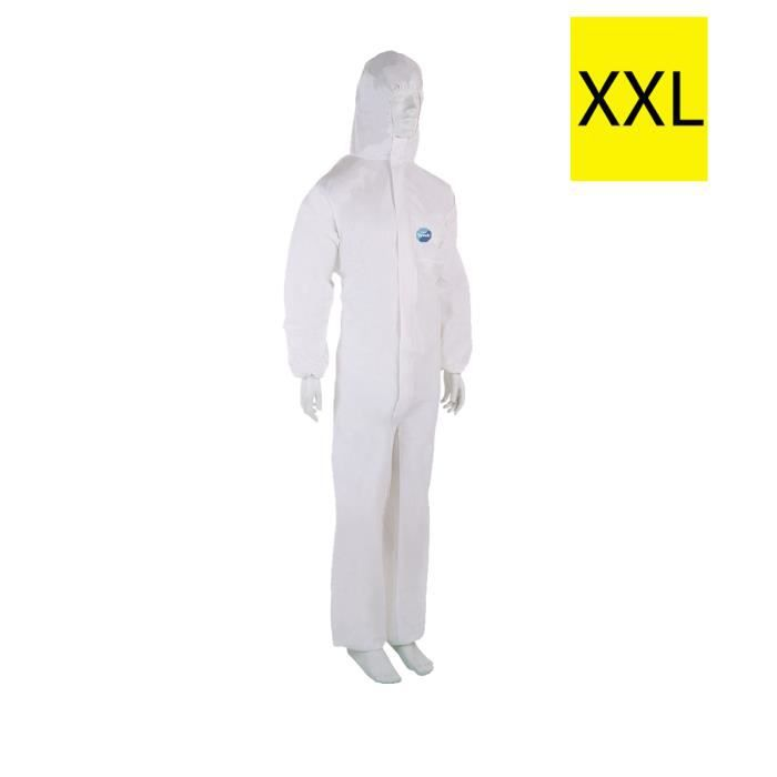 Tyvek jetable Capuche pack//10