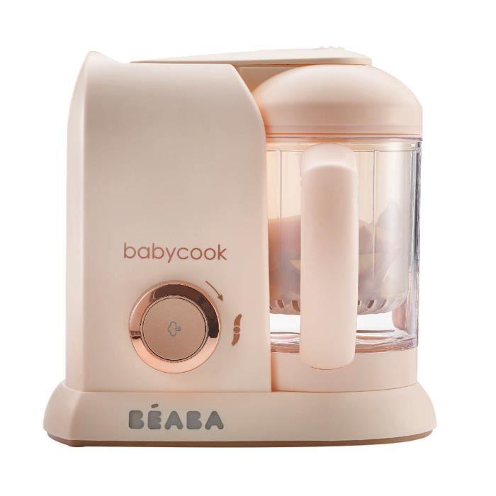 ROBOT BÉBÉ BEABA Babycook® Solo Rose Gold
