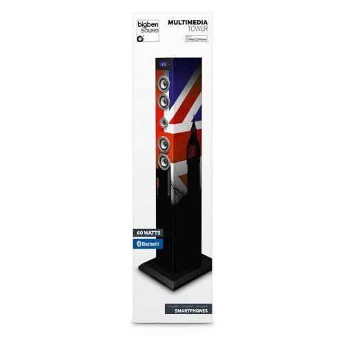 bigben tour multim dia station d 39 accueil usb union jack farbe station d 39 accueil prix pas cher. Black Bedroom Furniture Sets. Home Design Ideas