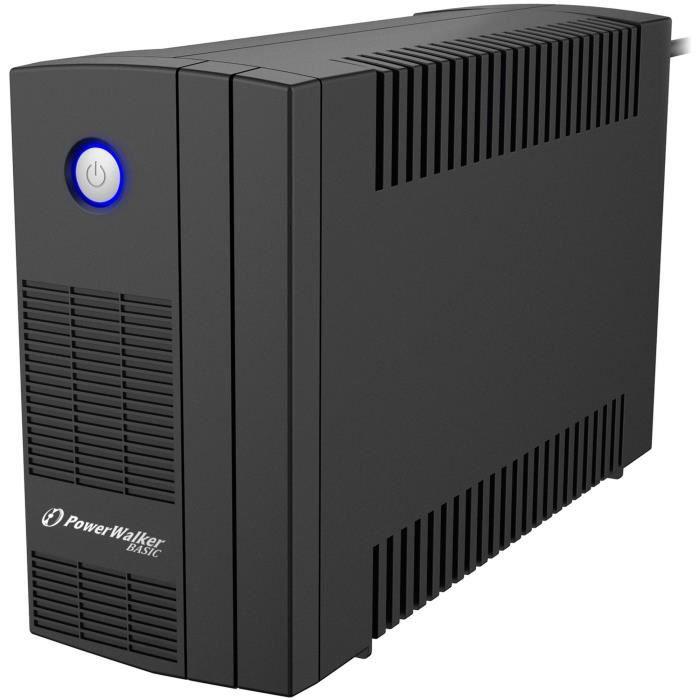 ONDULEUR BlueWalker UPS Basic VI 650 SB alimentation d'éner