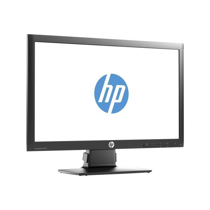 """ECRAN ORDINATEUR HP ProDisplay P201 - Écran LED - 20"""" - 1600 x 900…"""