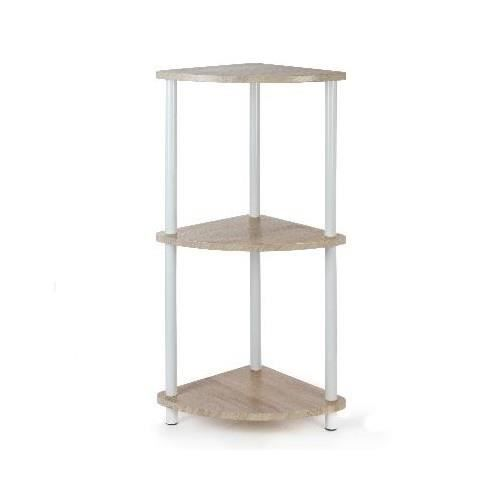 Etagere angle bivoak achat vente meuble tag re for Etagere angle salon