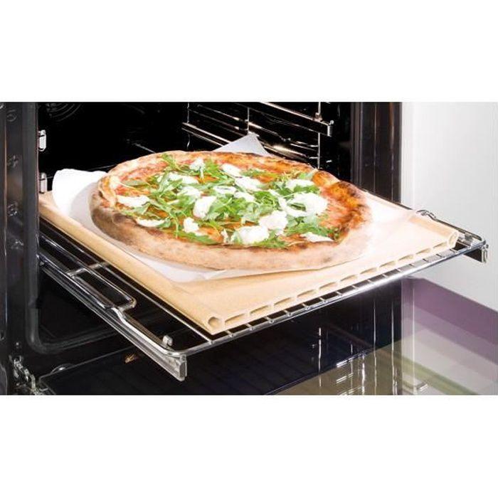 PIERRE À PIZZA PTF100 - Pierre à pizza pour four - WPRO 484000000