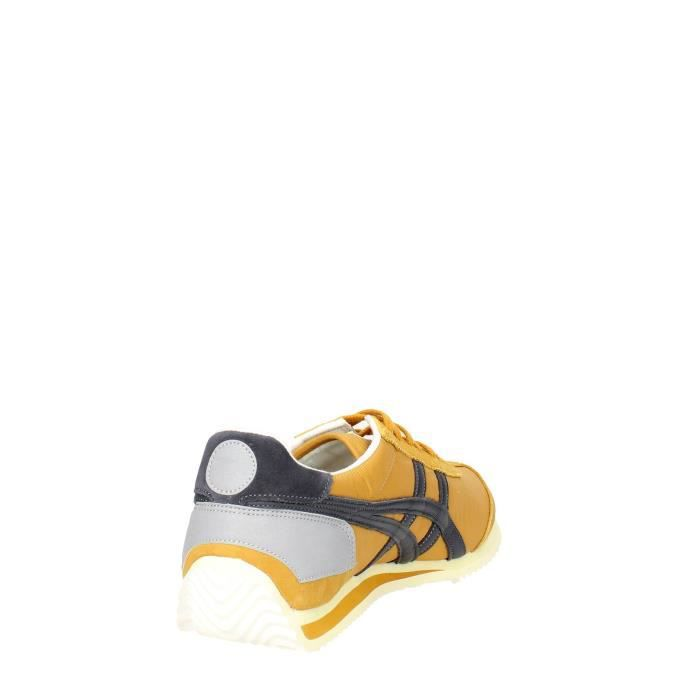 Onitsuka Tiger Sneakers Homme Jaune, 46