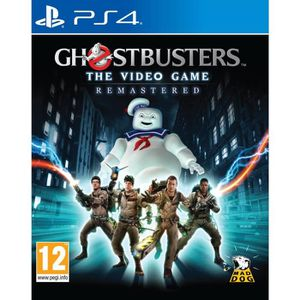 JEU PS4 Ghostbusters Remasterised Jeu PS4