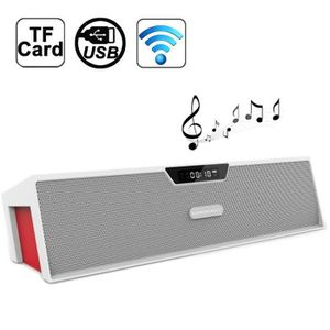 ENCEINTE NOMADE (#10) HIFI Bluetooth Stereo Speaker with FM Radio