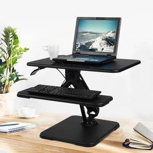 BUREAU  Table pour ordinateur portable à hauteur réglable