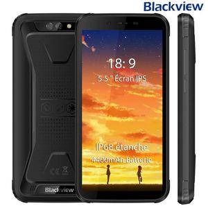 SMARTPHONE Smartphone IP68 étanche Blackview BV5500 5,5