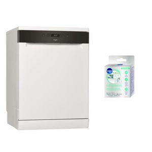 LAVE-VAISSELLE Pack WHIRLPOOL OWFC3C26 Lave-vaisselle posable - 1