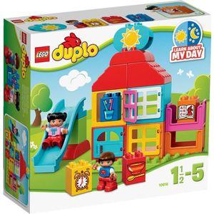 ASSEMBLAGE CONSTRUCTION LEGO® DUPLO 10616 Ma première Maison