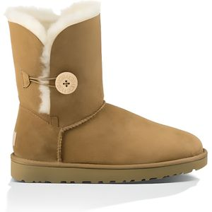 Bailey Button II Ante Bottes UGG Gris Femme Prix |